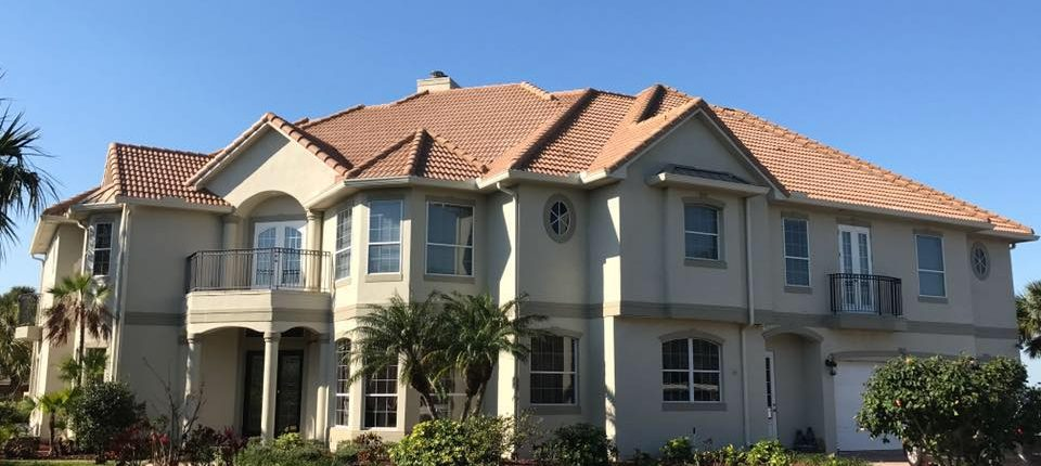 Residential Roofing Orlando - Tile Roof